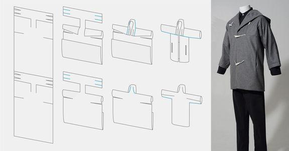 Patrón cero residuos creado por Timo Rissanen.