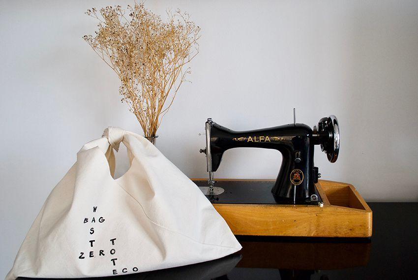 Tote bag zero waste