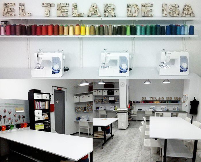 Co-Sewing o nueva forma de coworking para los amantes del DIY y la costura