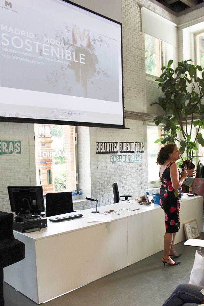 Jornada de moda sostenible
